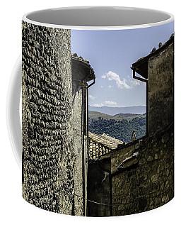 Santo Stefano Di Sessanio - Italy  Coffee Mug