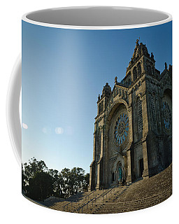 Santuario Do Sagrado Coracao De Jesus Coffee Mug
