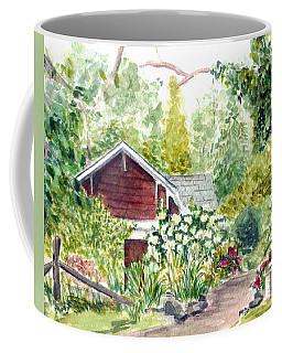Sayen Woods Coffee Mug