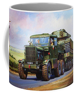 Scammell Explorer. Coffee Mug
