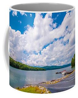 Scenery Around Lake Jocasse Gorge Coffee Mug