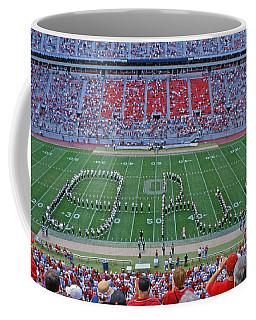 27w115 Script Ohio In Osu Stadium Coffee Mug