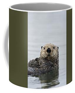 Sea Otter Alaska Coffee Mug