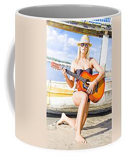 Sea Shore Serenade Coffee Mug