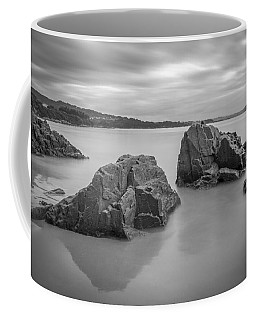 Coffee Mug featuring the photograph Seselle Beach Galicia Spain by Pablo Avanzini