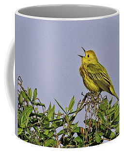 Singing Coffee Mug