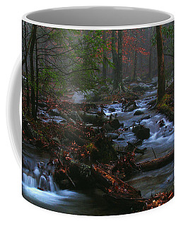 Smoky Mountain Color Coffee Mug