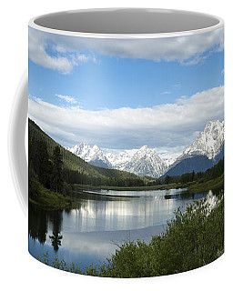 Oxbow Bend Coffee Mug