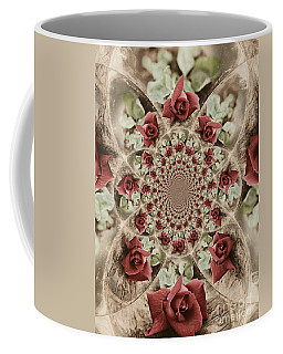 Soft Beauty Coffee Mug by Clare Bevan