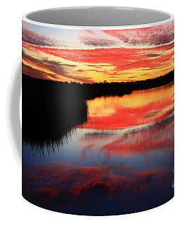 South Ponte Vedra Coast Coffee Mug