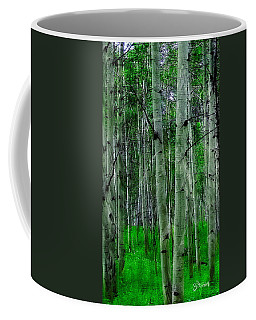 Spectacular Aspens Coffee Mug