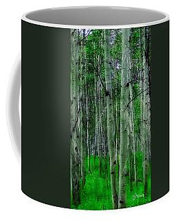 Spectacular Aspens Coffee Mug