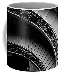 Spiral Staircase, Vatican Museum, Rome Coffee Mug