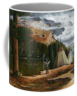 Spiritual Home Coffee Mug