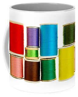 Spools Of Thread Coffee Mug