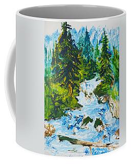 Spring Run-off Coffee Mug