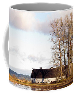 Coffee Mug featuring the photograph Spring Sunrise by I'ina Van Lawick