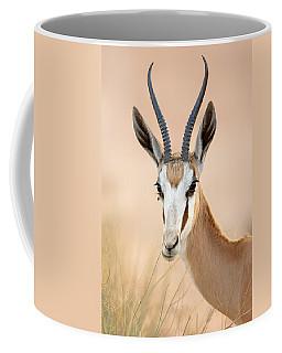 Springbok Portrait Coffee Mug
