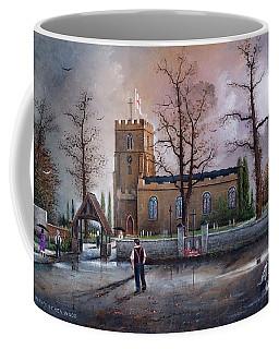 St Marys Church - Kingswinford Coffee Mug
