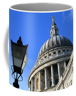Coffee Mug featuring the photograph St Pauls Cathedral by Susan Leonard