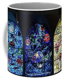 Stained Glass Chagall Windows Coffee Mug