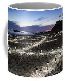 Stars On The Sand Coffee Mug