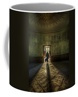 Step Into The Light Coffee Mug