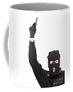 Stickup  Coffee Mug