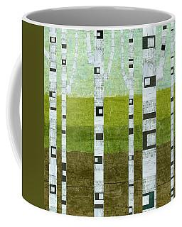 Summer Birches  Coffee Mug