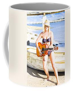 Summer Fun And Entertainment Coffee Mug