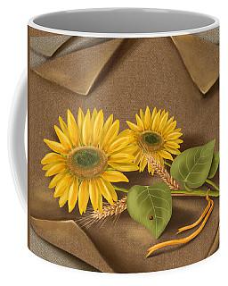 Sunflowers Coffee Mug
