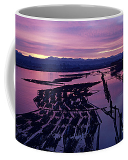 Sunrise Lumber Mill Coffee Mug