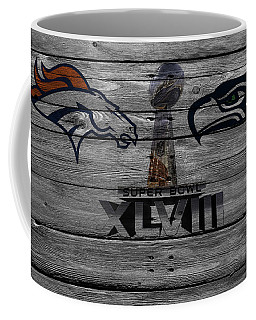 Super Bowl Xlviii Coffee Mug