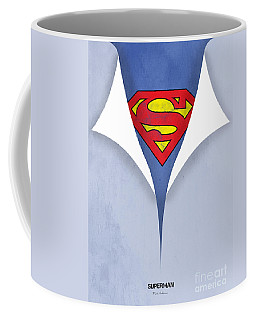 Superman 9 Coffee Mug
