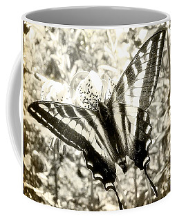 Swallow Tail Coffee Mug