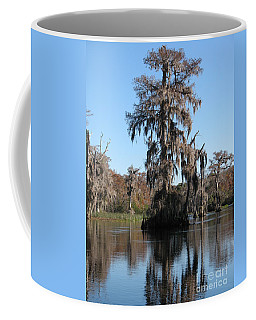 Walkula Springs Reflection Coffee Mug by Christiane Schulze Art And Photography
