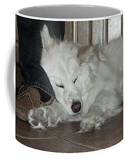 Sweet Dreams Coffee Mug by Fiona Kennard