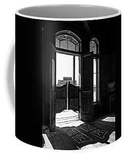 Swinging Doors Coffee Mug