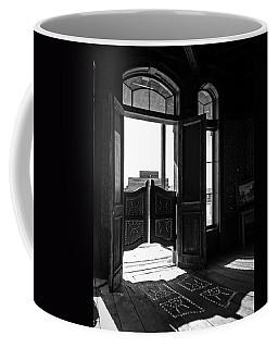 Swinging Doors Coffee Mug
