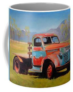 Taos Truck Coffee Mug