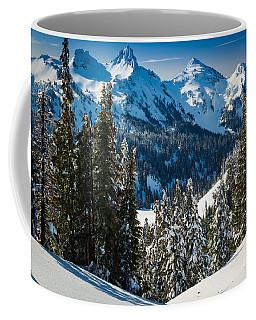 Tatoosh Winter Wonderland Coffee Mug