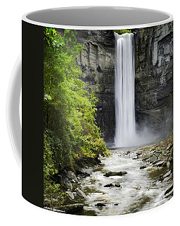 Taughannock Falls State Park Coffee Mug by Christina Rollo