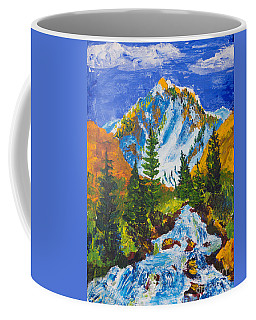 Taylor Canyon Run-off Coffee Mug