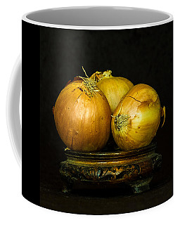 Coffee Mug featuring the photograph Tear Jerkers by Elf Evans