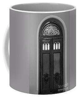 The Closed Door Coffee Mug