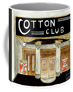 The Cotton Club Coffee Mug