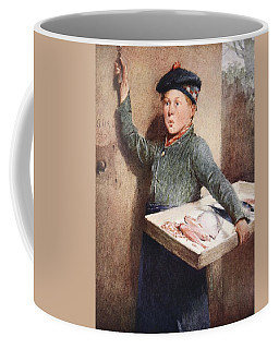 The Fishmongers Call Coffee Mug