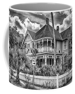 Coffee Mug featuring the photograph The Gingerbread House by Howard Salmon