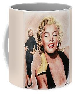The Glamour Days Marilyn Monroe Coffee Mug