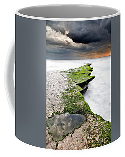 The Green Path Coffee Mug